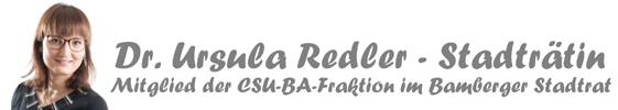 Ursula Redler – Stadträtin